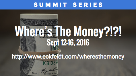 Summit Series: Where's the Money
